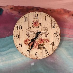 Other - Shabby Chic Clock